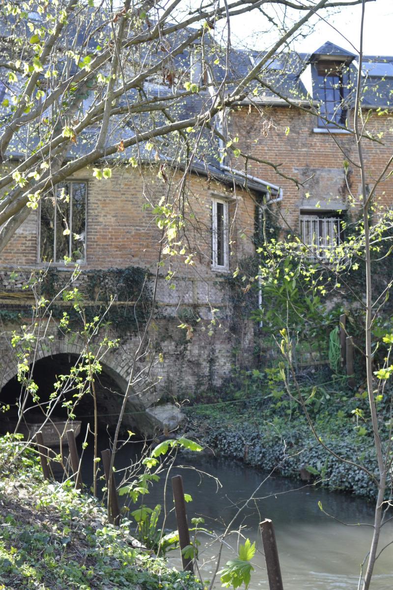façade du Moulin