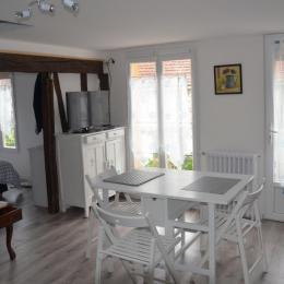 La chambre Agapanthes - Location de vacances - Vernon