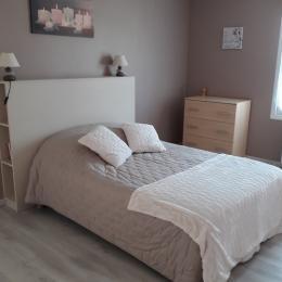 Chambre - Location de vacances - Manneville-sur-Risle