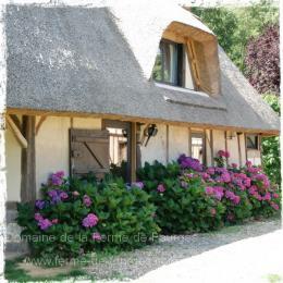 Chaumière normande - Location de vacances - Flancourt-Catelon