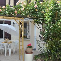 La terrasse du Tournesols - Location de vacances - Vernon