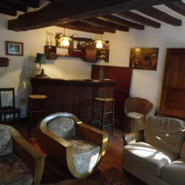 Le bar - Chambre d'hôtes - Boncourt