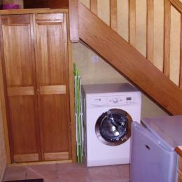 lave linge  - Location de vacances - Ermenonville-la-Grande