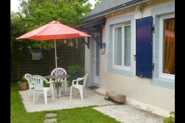 terrasse - Location de vacances - Plougasnou