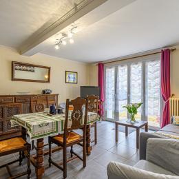 chambre lit 160 cm séparable - Location de vacances - Guilvinec