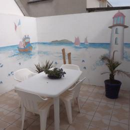 Terrasse - Location de vacances - Penmarc'h