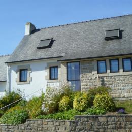maison avec garage - Location de vacances - Plonévez-Porzay