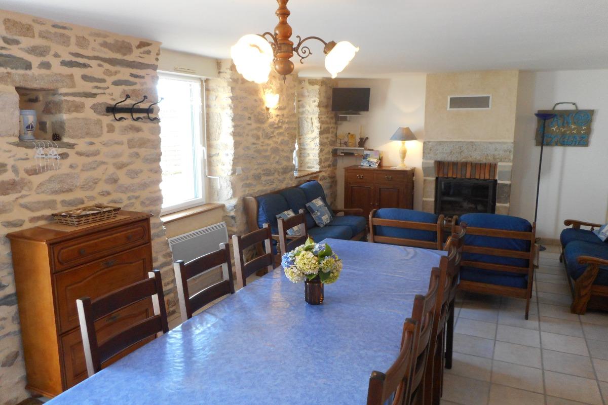 la cuisine - Location de vacances - Plozévet