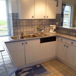 cuisine de la maison an ty glaz - Location de vacances - Plozévet