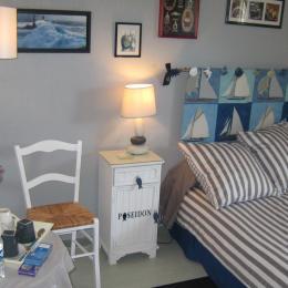 chambre - Chambre d'hôtes - Guipavas