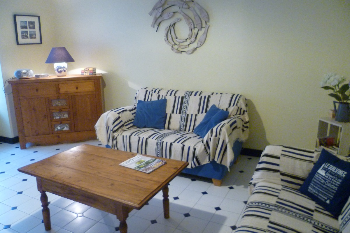 cuisine équipée et aménagée - Location de vacances - Guilvinec