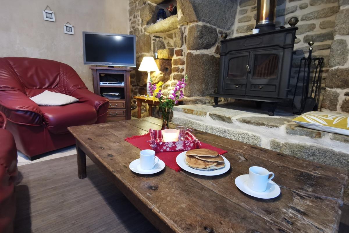 cuisine - Location de vacances - Saint-Jean-Trolimon