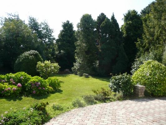 Jardin - Location de vacances - Fouesnant