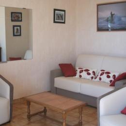 Salon  - Location de vacances - Penmarc'h