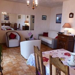 salle à manger - Location de vacances - Penmarc'h