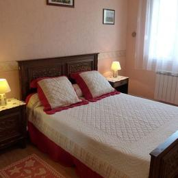Chambre avec 1 lit 140 - Location de vacances - Penmarc'h