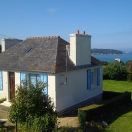 Maison de plain-pied avec vue mer - Location de vacances - Carantec
