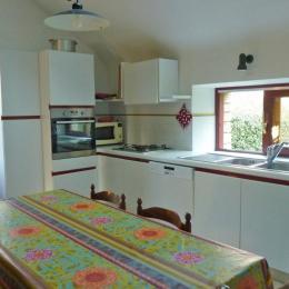 cuisine indépendante - Location de vacances - Fouesnant