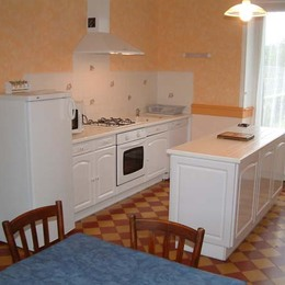 cuisine - Location de vacances - Landunvez