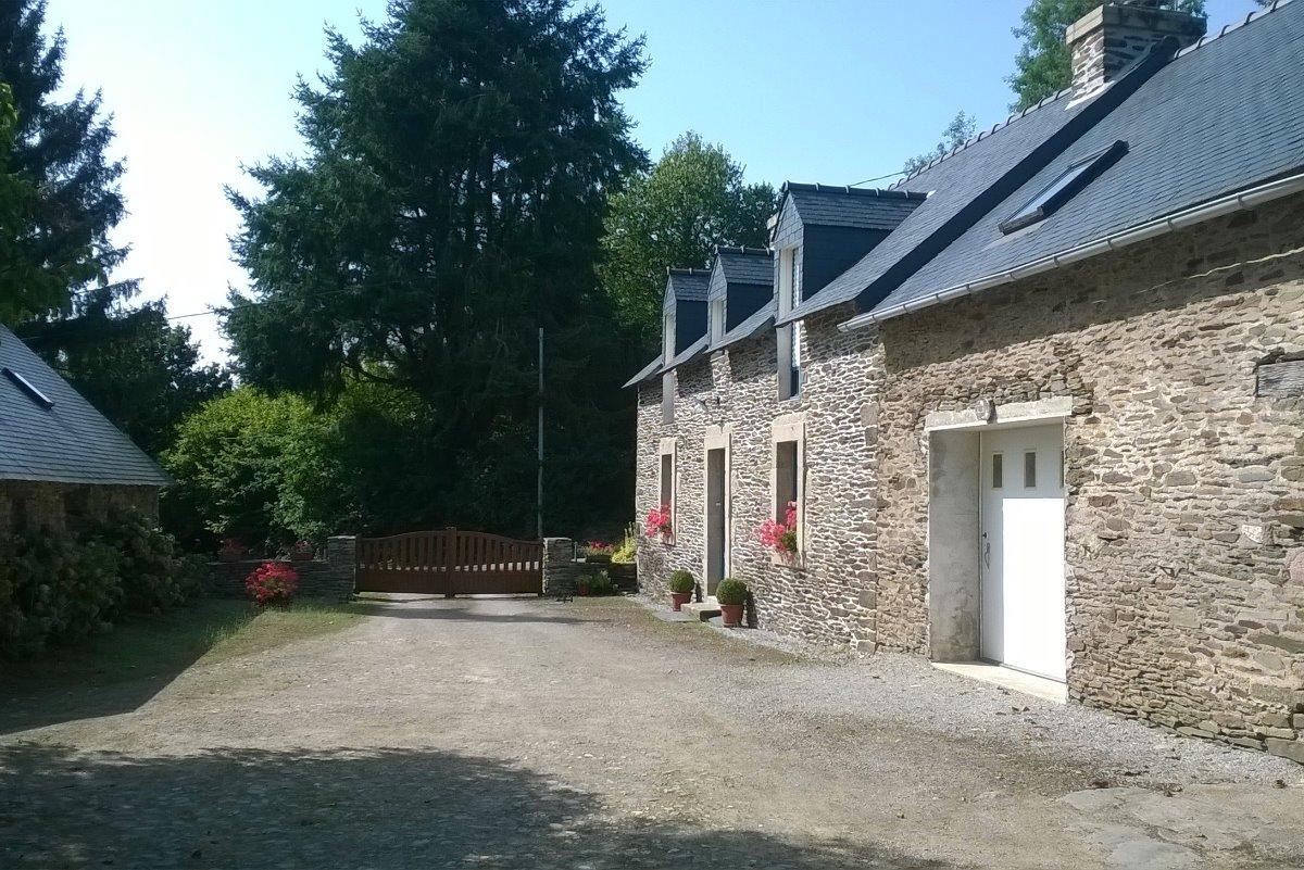 - Location de vacances - Châteauneuf-du-Faou
