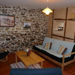 salon gîte Avel Vor - Location de vacances - Hanvec