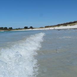 la plage a 70m de TI COZ - Location de vacances - Santec