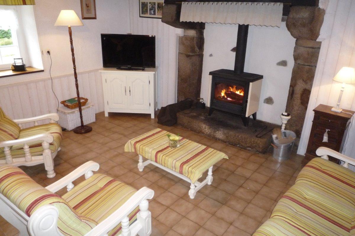 SALON - Location de vacances - Scrignac