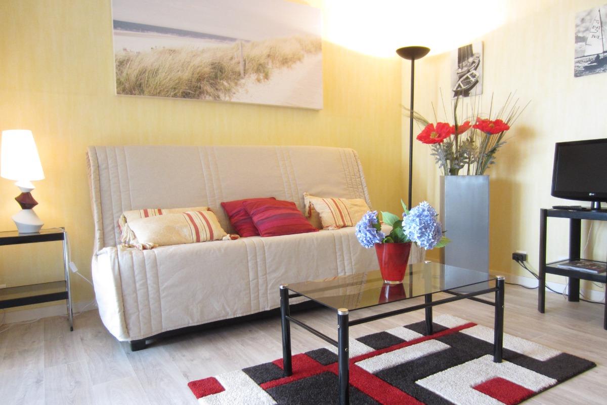 Salon TV - Location de vacances - Bénodet