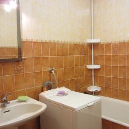 salle de bain - Location de vacances - Bénodet