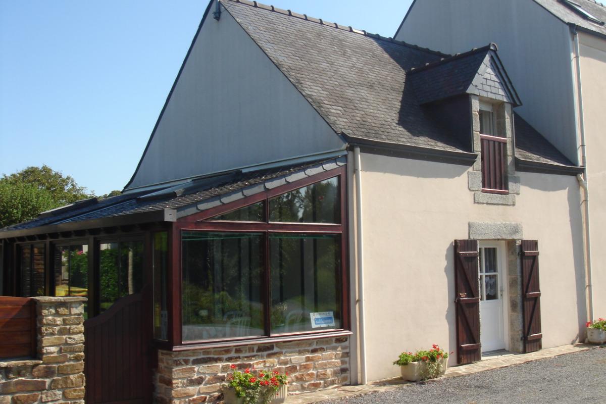 façade - Location de vacances - Pont-Aven