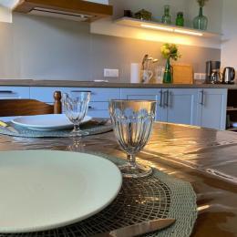 Salle d'eau - Location de vacances - Pouldreuzic