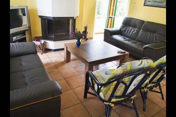 le salon - Location de vacances - Névez