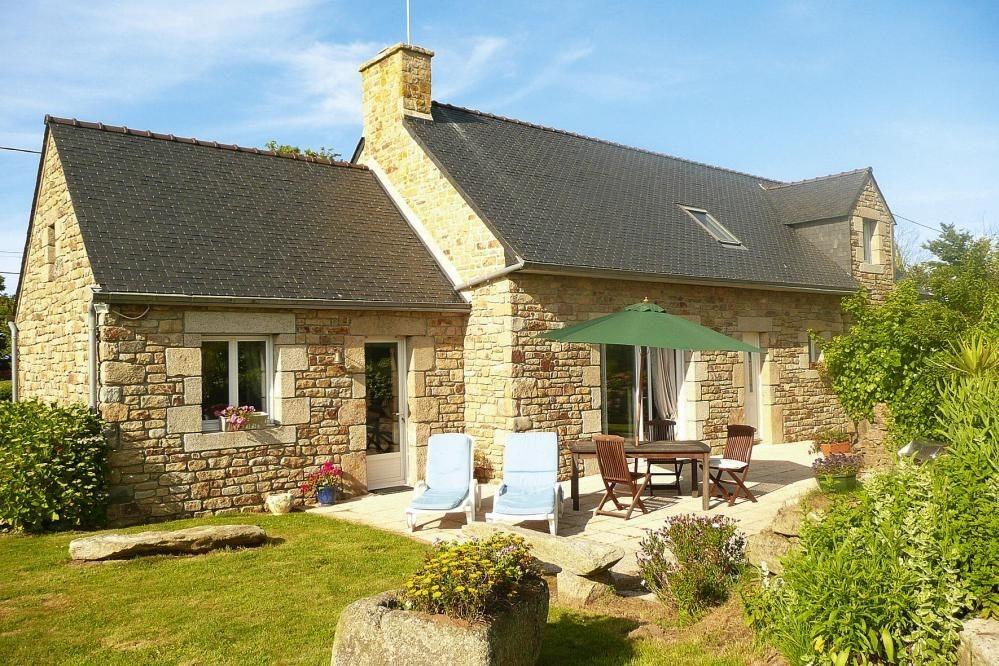 maison en pierre - Location de vacances - Plouguerneau