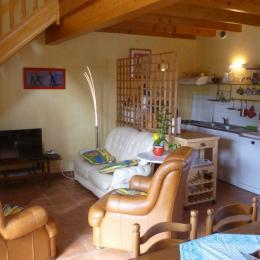 Salle d'eau correspondant à la chambre directement - Location de vacances - Lannilis