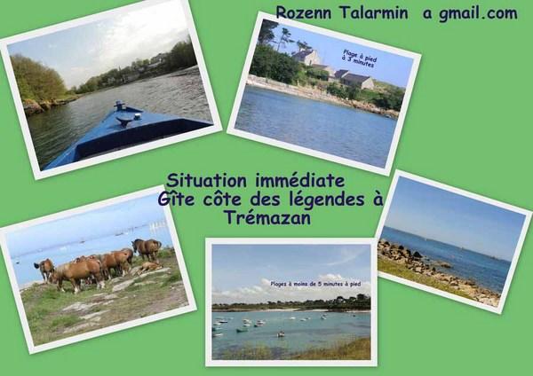 - Location de vacances - Landunvez