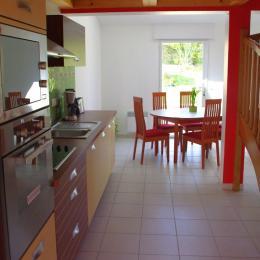 cuisine - Location de vacances - Plomeur