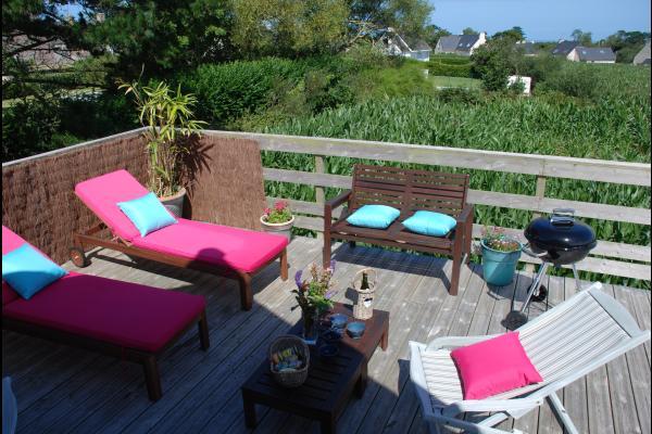 Massages de bien-être & de relaxation / Sauna infrarouge / Tisanerie / Carte cadeau - Location de vacances - Porspoder