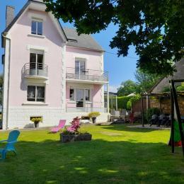 la facade sud - Location de vacances - Bannalec