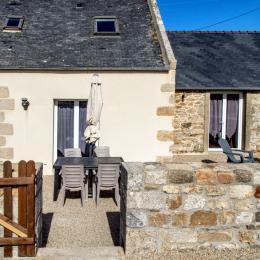 Salon de jardin La Bisquine - Location de vacances - Santec