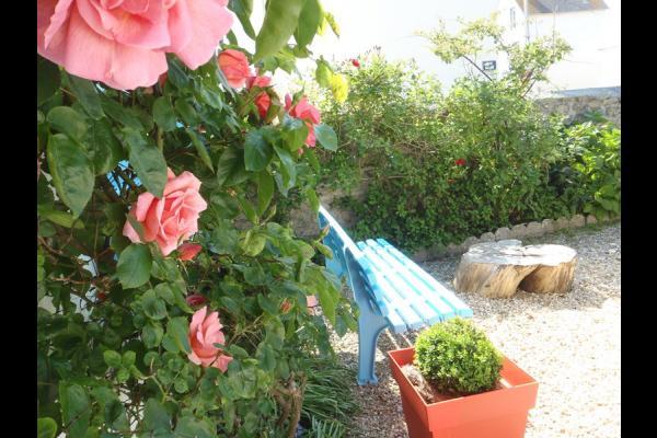 La cour au soleil - Location de vacances - Guilvinec