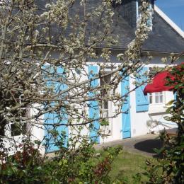 Notre maison Mer et Soleil - Location de vacances - Guilvinec