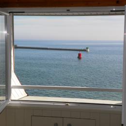 vue de la chambre corail - Location de vacances - Guilvinec