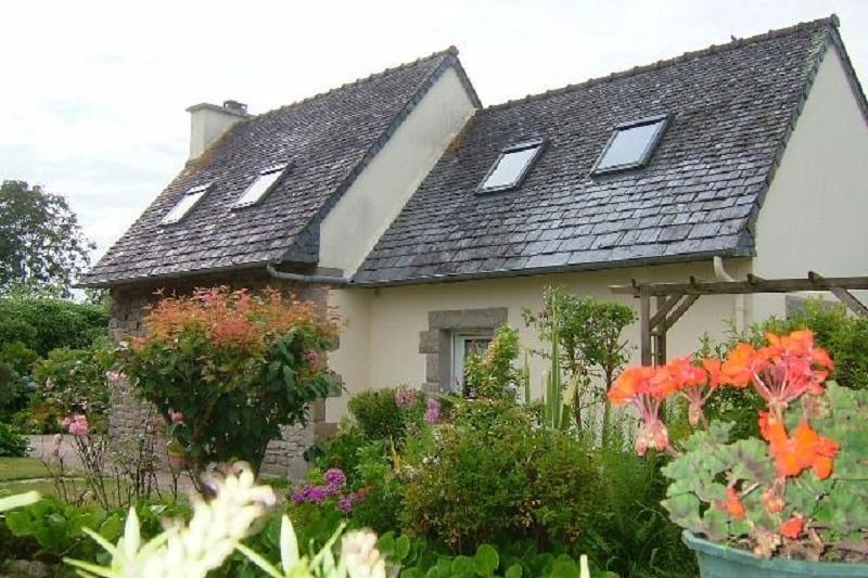 façade sud de la maison - Location de vacances - Le Cloître-Saint-Thégonnec