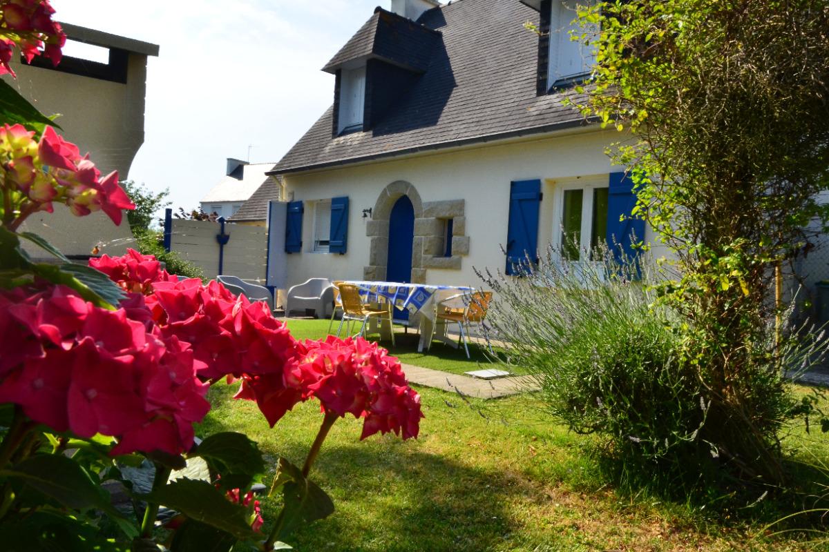 FAÇADE PLEIN SUD - Location de vacances - Guilvinec