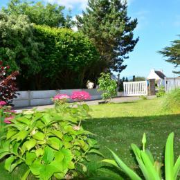 jardin paysagé - Location de vacances - Guilvinec