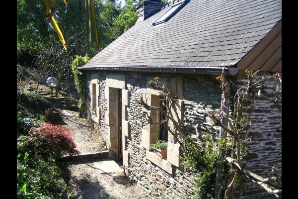 maison exterieur - Location de vacances - Saint-Thois