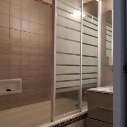 Salle de bain - Chambre d'hôtes - Plouvien