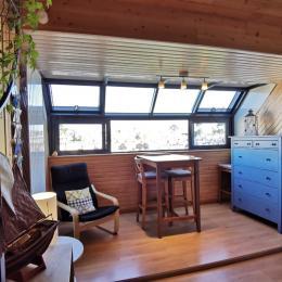 Mangez face aux bateaux - Location de vacances - Douarnenez