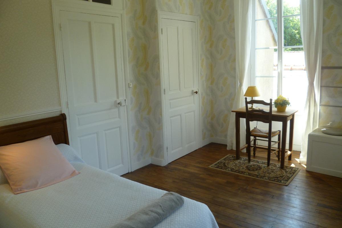 Chambre Jaune - Chambre d'hôtes - Douarnenez