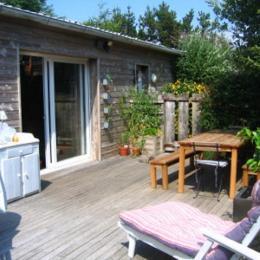 SDE-WC - Chambre d'hôtes - Lanvéoc